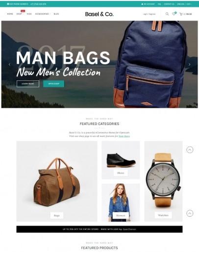 Bags Ajax Theme